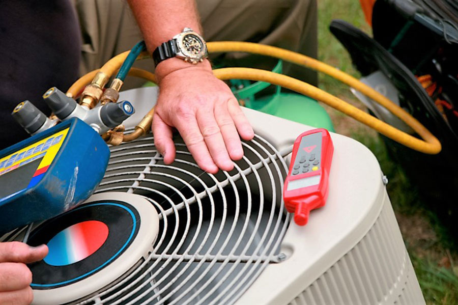 Homeowner Do-It-Yourself Heat Pump Maintenance