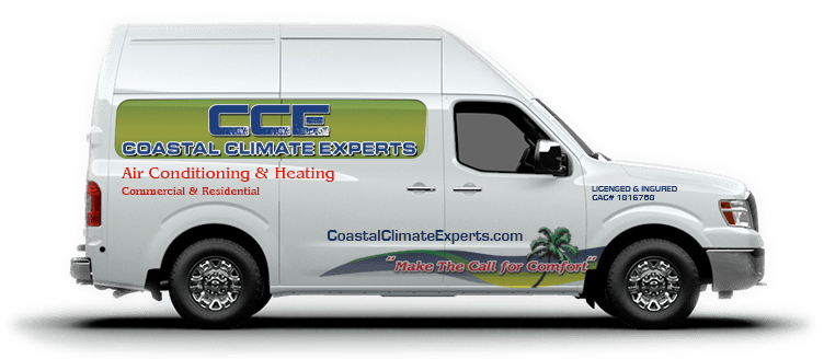 Coastal Climate Experts Van