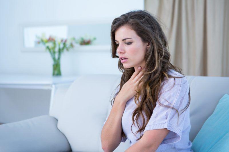 Common Symptoms of VOCs