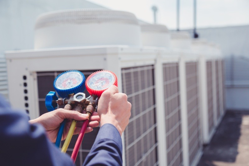 We're Your Go-To for Commercial HVAC